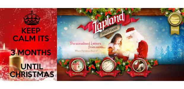 HURRY! Get your orders in to Lapland for Personalised Letter […]
