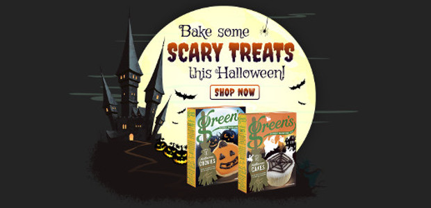 Green's launches two spook-tacular mixes – Halloween Cakes and Halloween […]