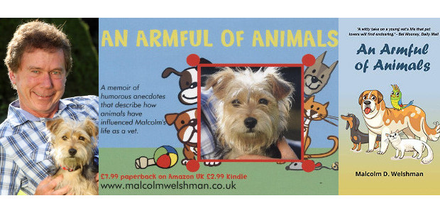 """BOOK SPOTLIGHT! """"So Adorable""""… 'An Armful of Animals' by Malcolm […]"""