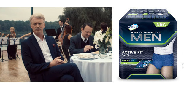 TENA MEN Discreet Protection >>> KEEP CONTROL OF URINE LEAKAGE! www.tena.co.uk […]