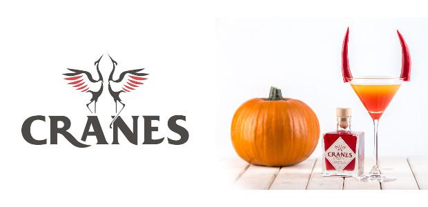 A Halloween must have, Cranes Cranberry & Blood Orange Liqueur.www.drinkcranes.co.uk […]