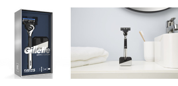 Gillette Fusion5 Proshield Razor Limited Edition Gift Pack with Razor […]