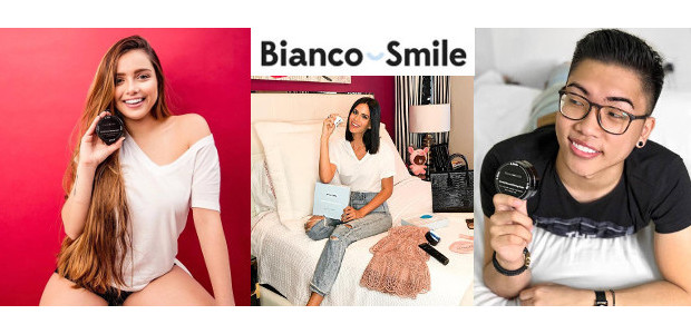 Natural Teeth Whitening Kits & Activated Charcoal Whitening Powder! www.biancosmile.com FACEBOOK […]