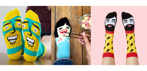 The cheeky sock brand, ChattyFeet – suitable for him, for […]