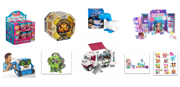 Top 10 Toys for Christmas! With Christmas peeking just around […]