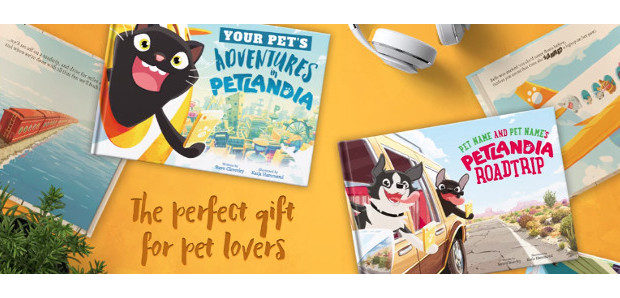 Make Your Real Life Pet A Story Book Star […]
