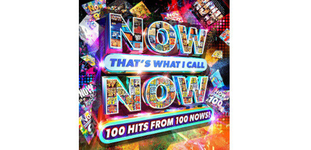 NOW That's What I Call NOW– 5CD – THE BIGGEST […]