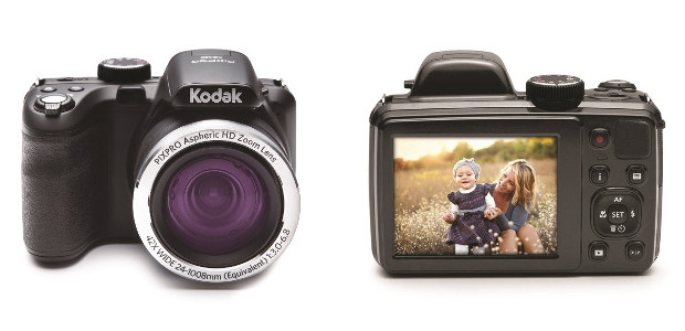 Kodak Pixpro's Astro Zoom AZ401 digital camera – taking amateur […]