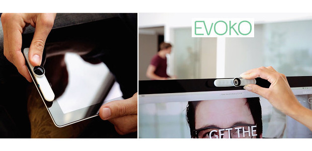 Evoko Groupie. Wide-angle illimunation lens. Fit Everyone On Screen. Swedish […]