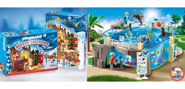 "Aquarium & Advent Calendar ""Christmas Post Office""! Holiday Gift Essentials […]"