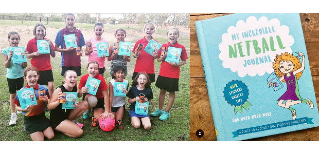 MY INCREDIBLE NETBALL JOURNAL! Make their Christmas Dreams Come True! […]