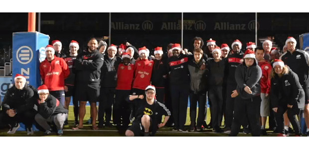 Monday Night Training Sessions @ Allianz Park… England International Billy […]