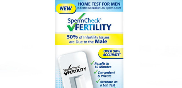 Valentine's Gift Idea! SpermCheck FERTILITY ! Home Test For Men […]