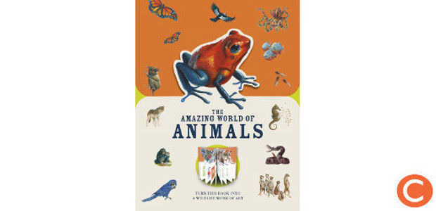 THE AMAZING WORLD OF ANIMALS… by Author Moira Butterfield! […]