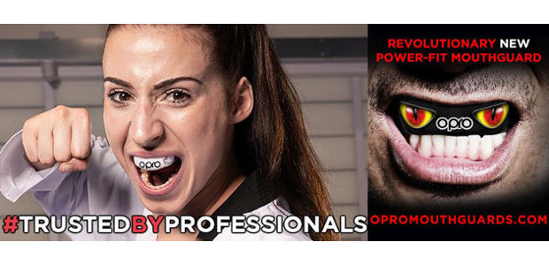 WIN: OPRO POWER-FIT MOUTHGUARDS www.opromouthguards.com To win an OPRO Mouthguard […]
