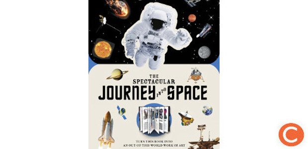 PAPERSCAPES: THE SPECTACULAR JOURNEY INTO SPACE Author Kevin Pettman (www.carltonbooks.co.uk) […]