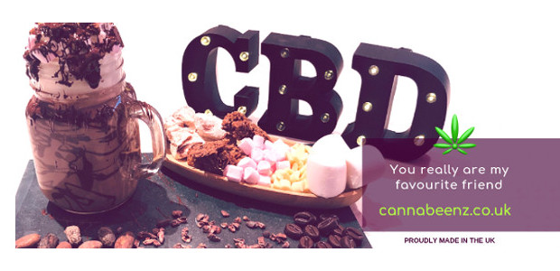 NEW Brand Cannabeenz launched at CBD Chocolate Pancake Day www.cannabeenz.co.uk […]