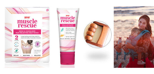 DEEP HEAT Muscle Rescue! This bundle of complimentary items both […]