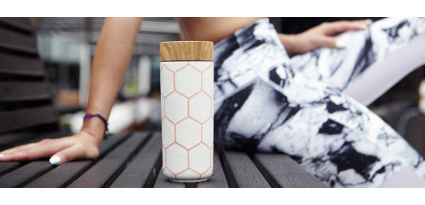 For Mother's Day…. Acera travel mugs… coated in semi-precious […]