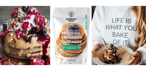 Recipe! MORNING DREAMERS PANCAKE MIX! www.superfoodbakery.co.uk So convenient! TWITTER | […]