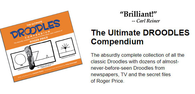New book from Tallfellow Press >> The Ultimate Droodles Compendium […]