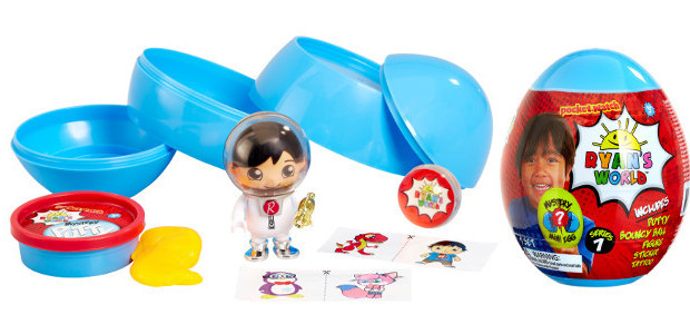 Ryan's World Mystery Mini Egg vividtoysandgames.co.uk As you may already […]