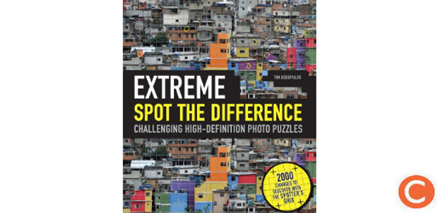 A Great Easter Read! Extreme Spot the Difference by Tim […]