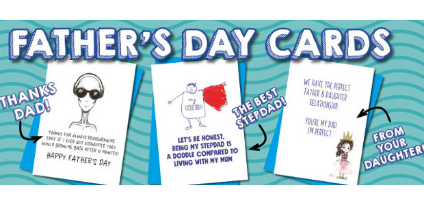 Make Dad spit out his chip butty this Father's Day […]