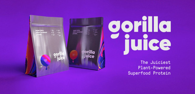Gorilla Juice > A super juicy plant-powered protein brand, infusing […]