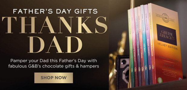 Pamper Your Dad this Father's Day with fabulous Green & […]