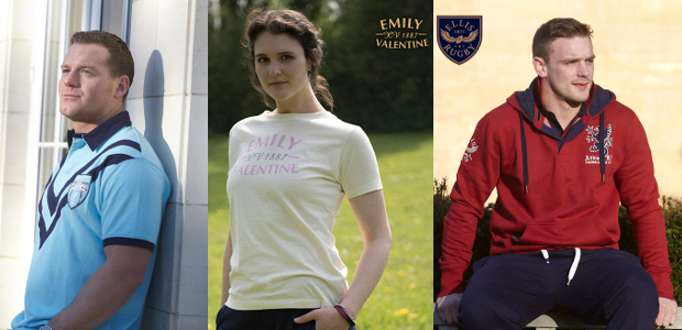 Rugby Inspired Fashion for both Men & Ladies . The […]