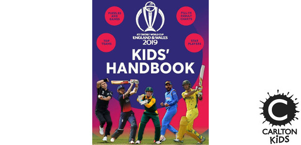 ICC CRICKET WORLD CUP 2019 KIDS' HANDBOOK by Clive Gifford […]