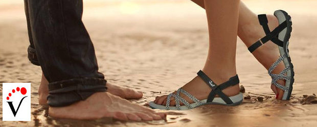Comfortable Athletic and Walking Sandals for Women. www.viakix.com FACEBOOK | […]