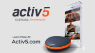 New portable fitness gadget called Activ5 which helps athletes improve […]