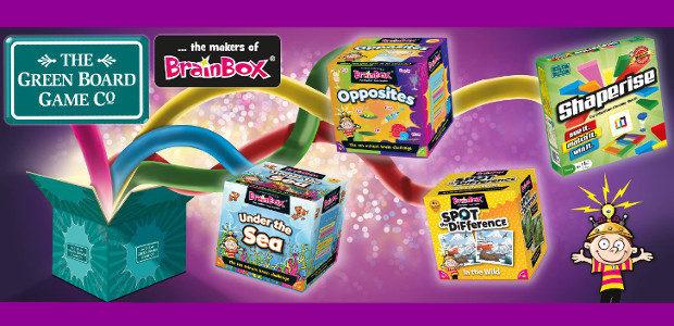 www.brainbox.co.uk TWITTER | FACEBOOK | PINTEREST | YOUTUBE The fabulous […]