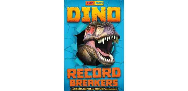 DINO RECORD BREAKERS by Darren Naish www.carltonkids.co.uk FACEBOOK | TWITTER […]