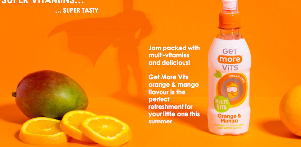 Packed with multi-vitamins the Get More Vits orange and mango […]