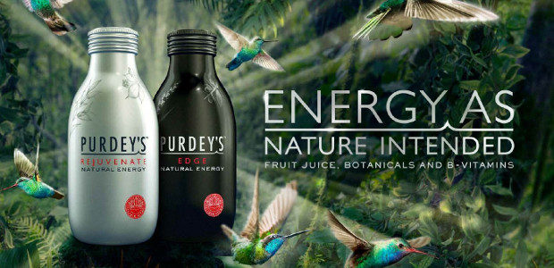 Natural energy drink Purdey's is a unique blend of fruit […]