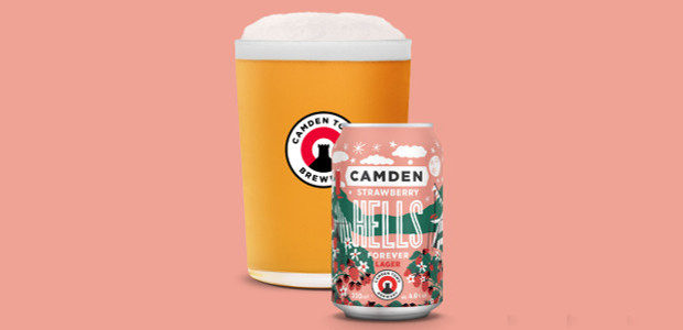 NOW IN SEASON – CAMDEN STRAWBERRRY HELLS FOREVER LAGER ! […]