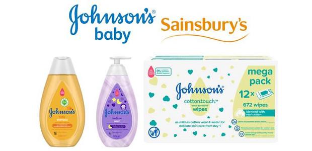Save up to 40% on JOHNSON'S® Baby at Sainsbury's! www.johnsonsbaby.co.uk […]