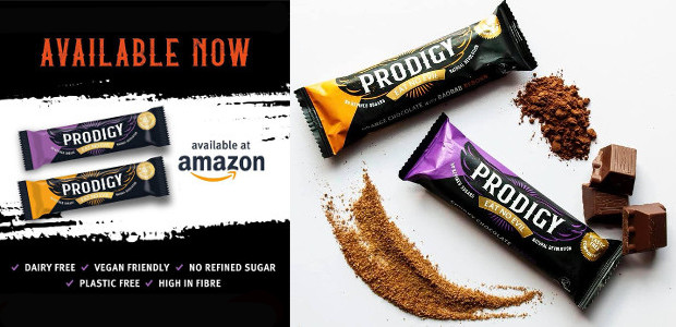 Prodigy Vegan Chocolate Bars NEW 'better for you' chunky chocolate […]