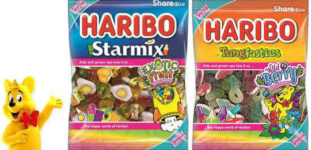 HARIBO FRENZY EDITIONS HARIBO has unveiled two exciting new limited-edition […]