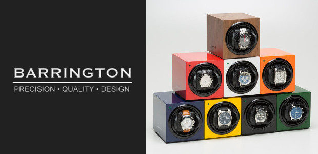 Barrington's Watch Winders are a great gift for Dads, Grandads […]