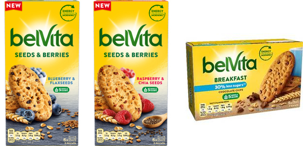 THE MORNING CRUNCH: BELVITA LAUNCHES TASTY NEW RANGE TO 'POWER […]
