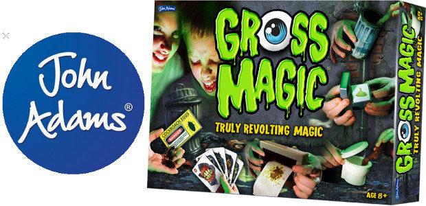 www.johnadams.co.uk TWITTER | YOUTUBE | INSTAGRAM Gross Magic AGE 7-9, […]
