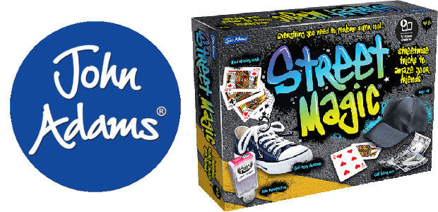 Have an incredible Halloween with 'Street Magic' by John Adams […]