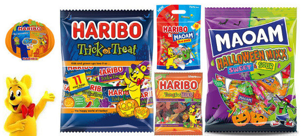 Share the SCARE with HARIBO ! www.haribo.com TWITTER | LINKEDIN […]