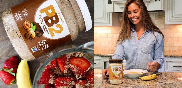 PB2 Organic Powdered Peanut Powder 90% less Fat & 70% […]