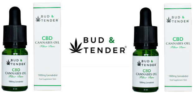 BUD & TENDER 1000mg, THC & CBN Free. Their Filter-Pure […]