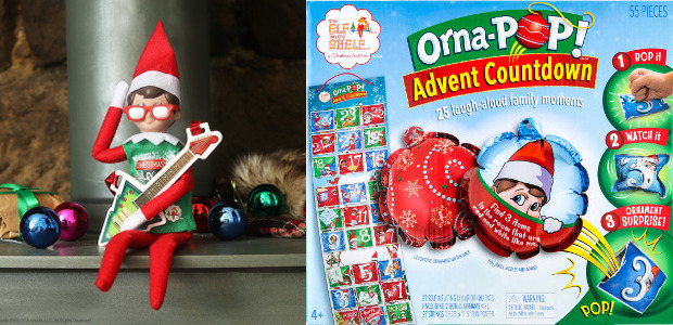 FUN, FAMILY COUNTDOWN TO CHRISTMAS! THE ELF ON THE SHELF® […]